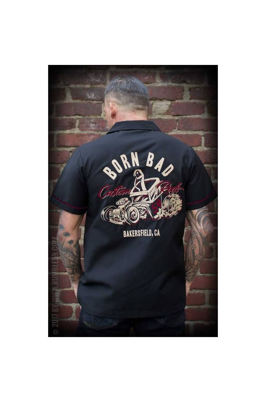 Chemise Rumble59 born bad