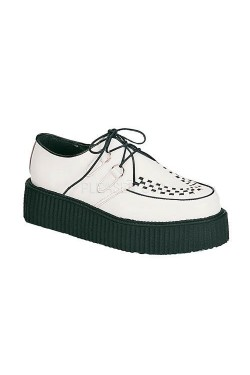 Creepers blanches compensées