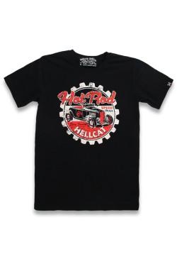 Tee shirt hot rod hellcat speed trials