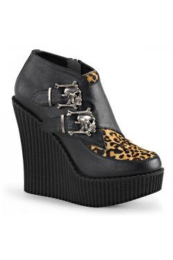 Demonia creepers 306 boucle metal