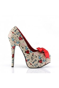 Chaussure pin up teeze-12-3