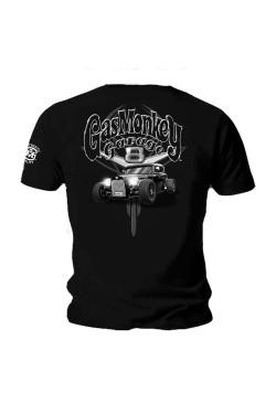 Tee shirt gas monkey Car 8