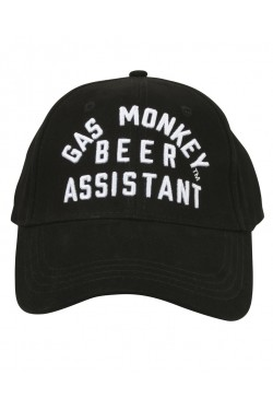 Casquette beer assistant gas monkey