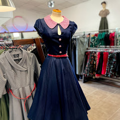 Boutique rockabilly et Pin-up Nice